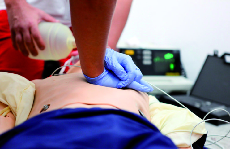 First Response Emergency Care - In Safe Hands training