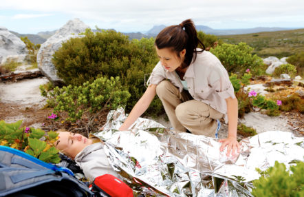 Austere First Aid course - In Safe Hands training