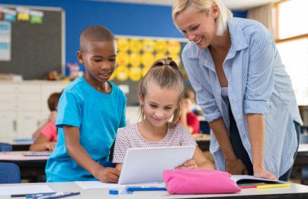 e-Learning Safeguarding Children - In Safe Hands training