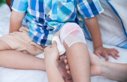 Emergency Paediatric First Aid (schools) - In Safe Hands training