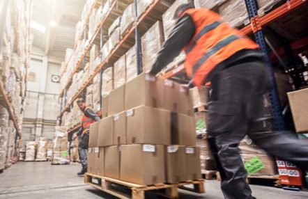 Manual Handling training course - In Safe Hands training