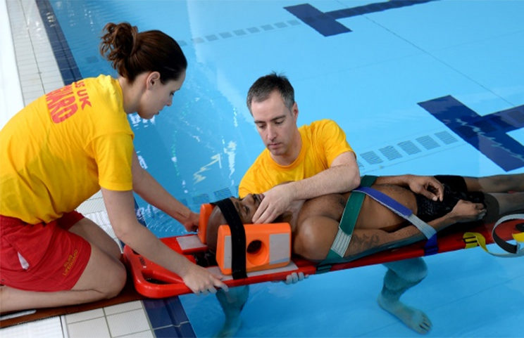 Pool Extraction Board (PXB) - In Safe Hands training
