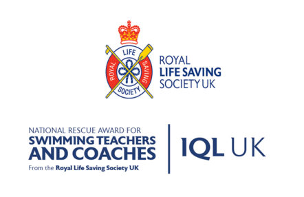 National Award for Swim Teachers and Coaches - In Safe Hands